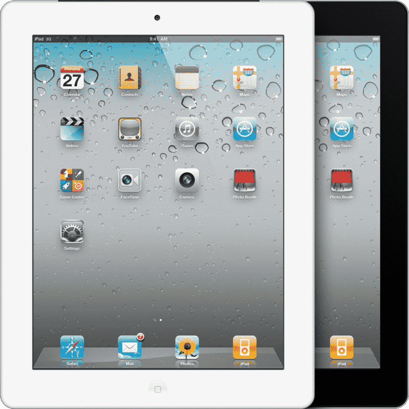 topic ipad 2 0