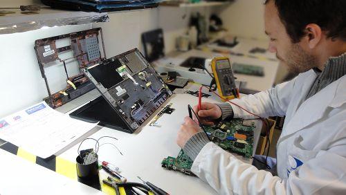 reparações de placas electrónicas