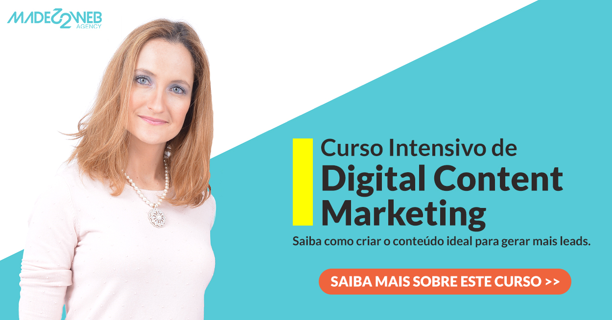 Curso Intensivo de Digital Content Marketing
